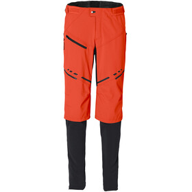 VAUDE Virt II Cycling Pants Men red